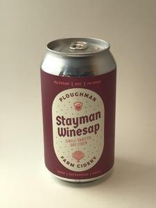 Ploughman - Stayman Winesap (12oz Can)